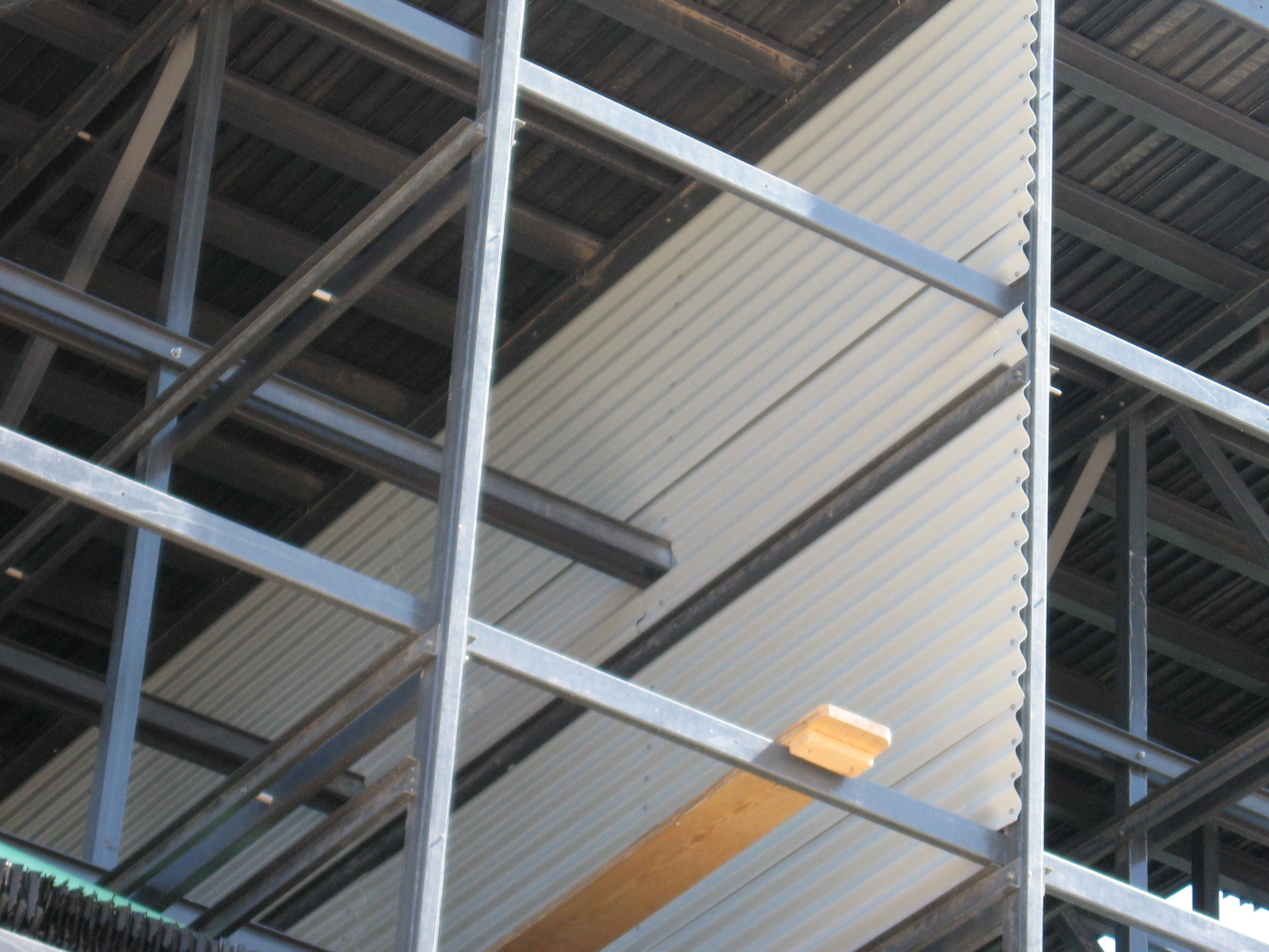 Cooling Tower Partitions And Windwalls